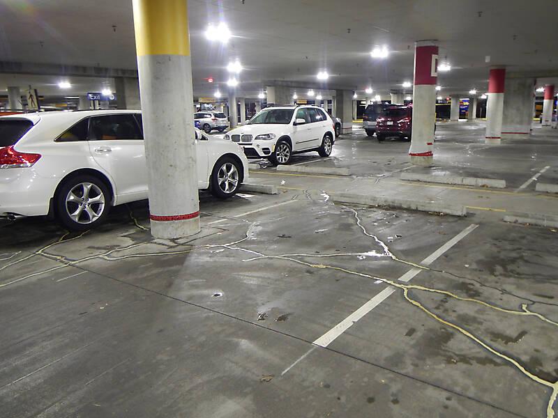 parking garage hdr 1