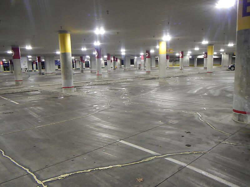 parking garage hdr 5