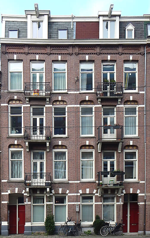 english red bricks building 7