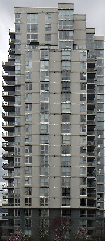 tall tower condo