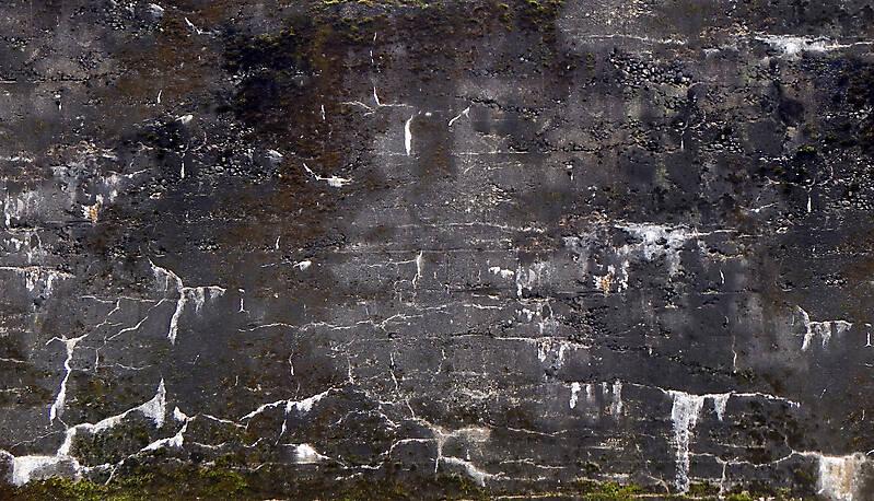 dirt concrete black 1