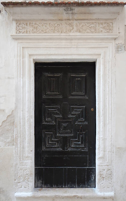 Door Textures for Medieval Building 8