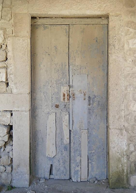 medieval old door10