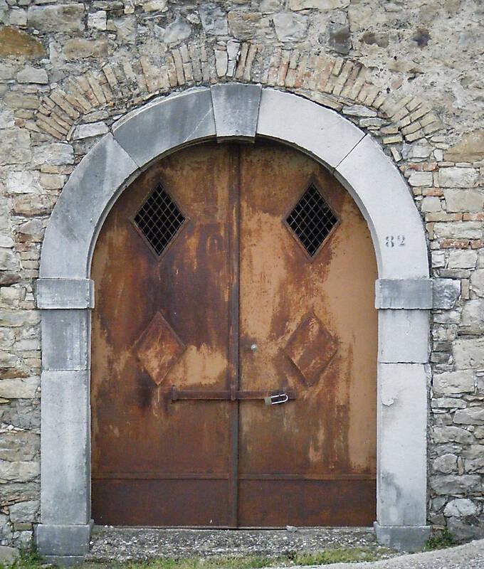 old door rome downtown 1