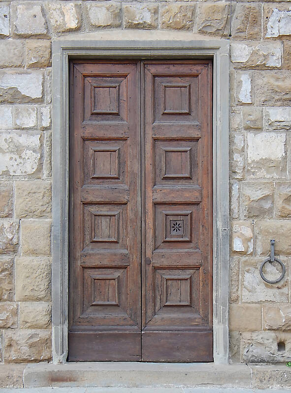 Old Wooden Doors : Texture clean old style wood door neoclassical