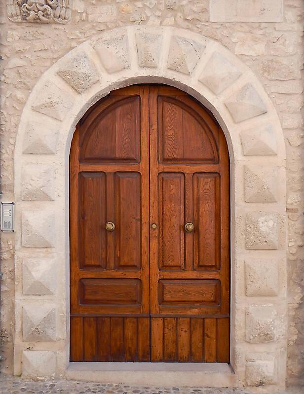 Door Textures for Medieval Building 7