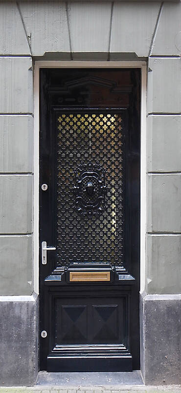 neoclassical wood door 21