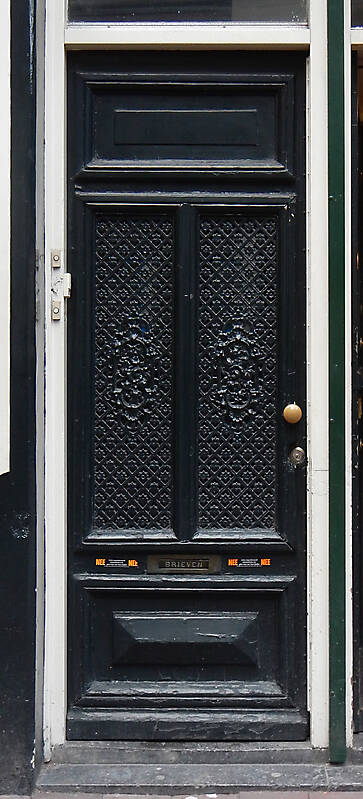 neoclassical wood door 24