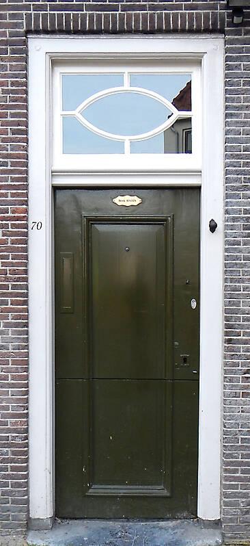 neoclassical wood door 8