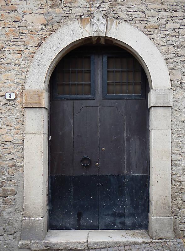 Door Textures for Medieval Building 5