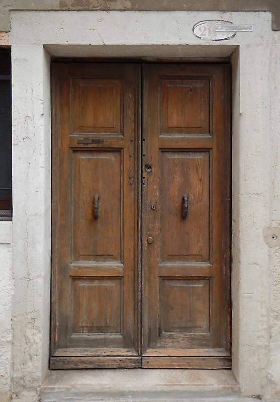 wooden door from venice 17