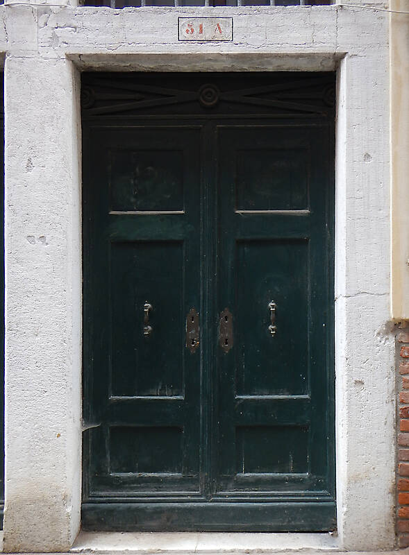 wooden door from venice 7