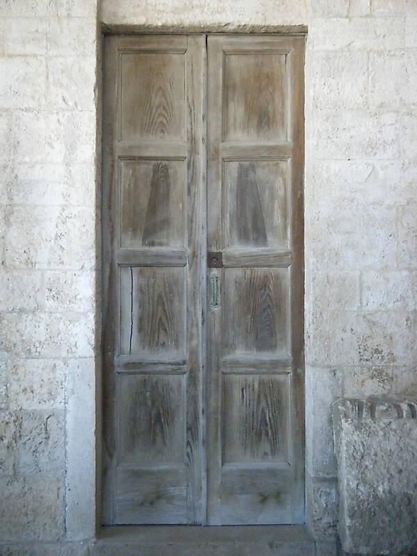 old portal ancient door 16
