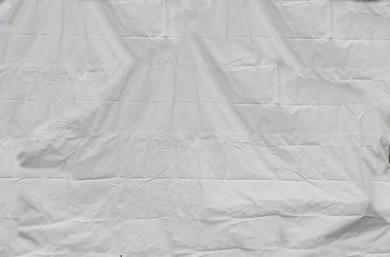 gazebo fabric white