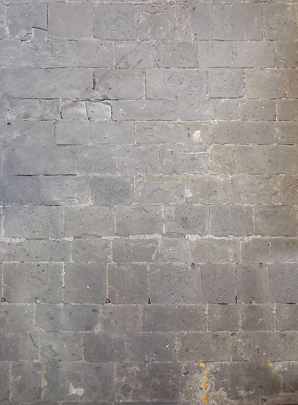 black romanian tiles 1