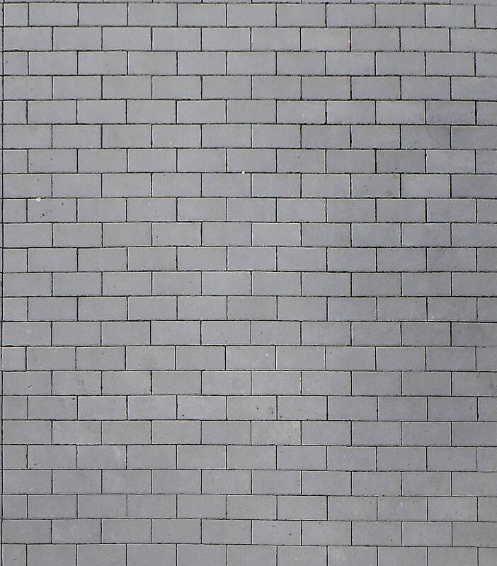 Gray Cement Tile : Texture grey cement tiles modern pavement lugher
