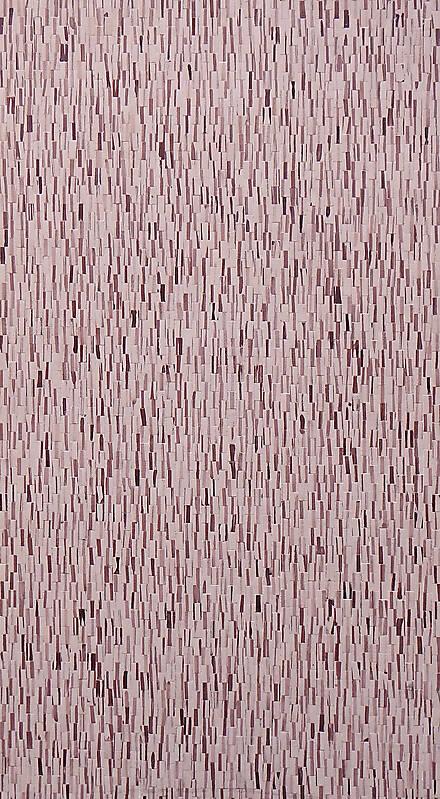 pink modern mosaic