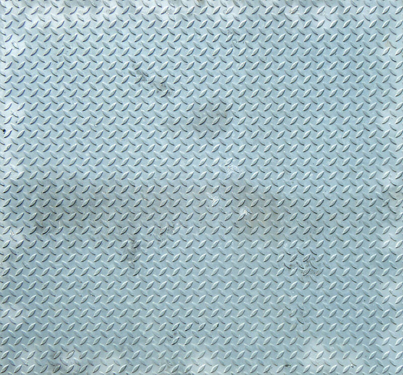 galvanized metal pattern