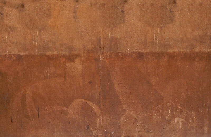 Metal Panel Texture : Texture rusty metal panel rusted lugher