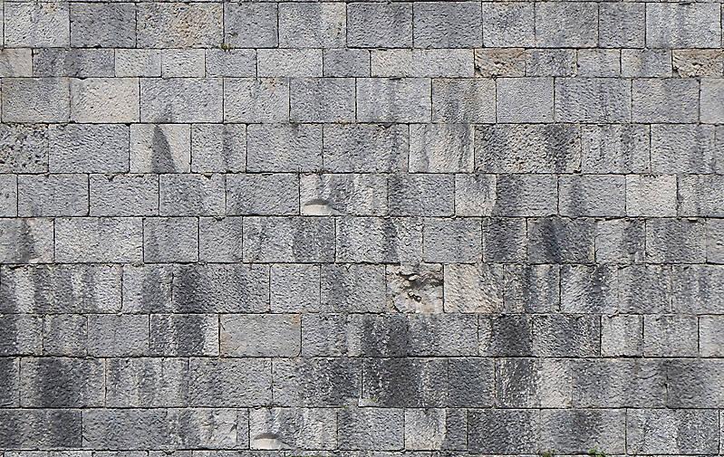 medieval dirt stone blocks