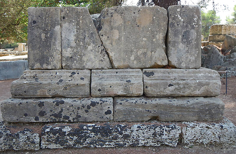 medieval stone blocks from athen 5