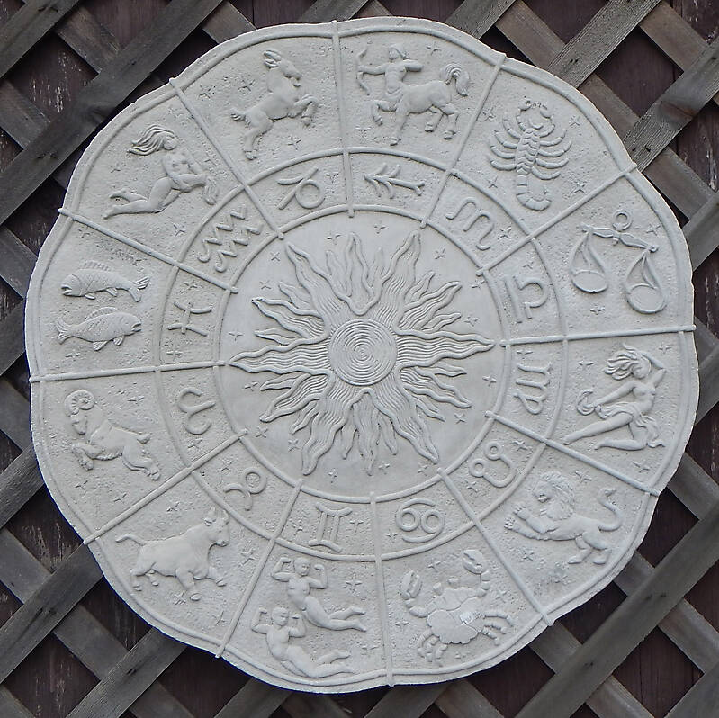 concrete mayan calendar