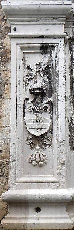 medieval stone ornament venice 13