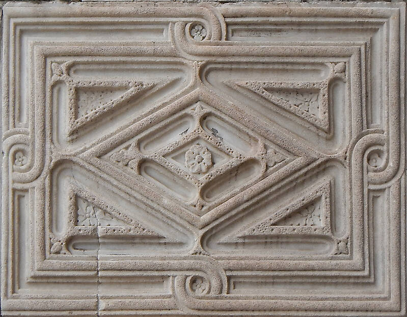 medieval stone ornament venice 9