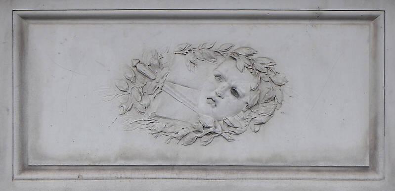 stone frame ornament 1