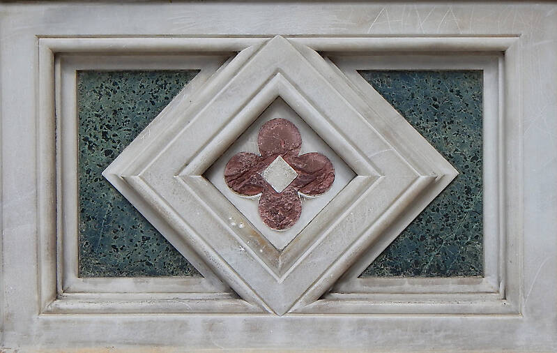 stone frame ornament 6