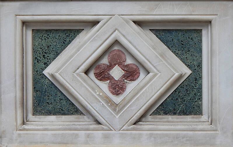 stone frame ornament 6