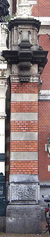 bricks pillar 11