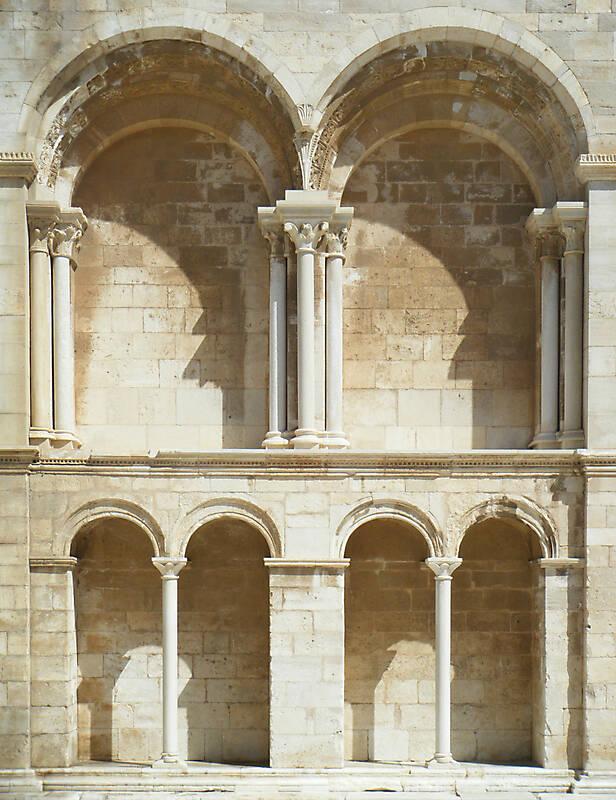 Old Stone Pillars : Texture old portal ancient door stone pillars