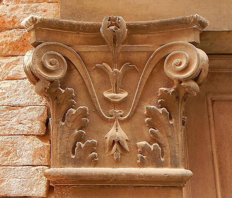 Textured Stone Pillar : Texture stone capital pillar pillars lugher