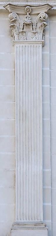 white stone pillar 9