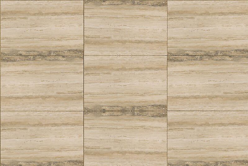 brown travertine tiles stone