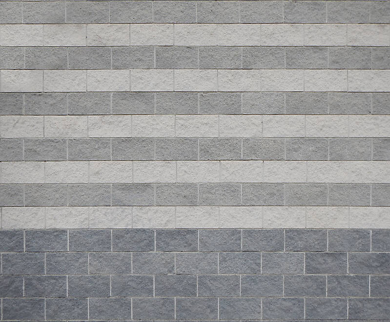 Texture concrete bricks grey and white modern tiles for Exterior floor tiles texture