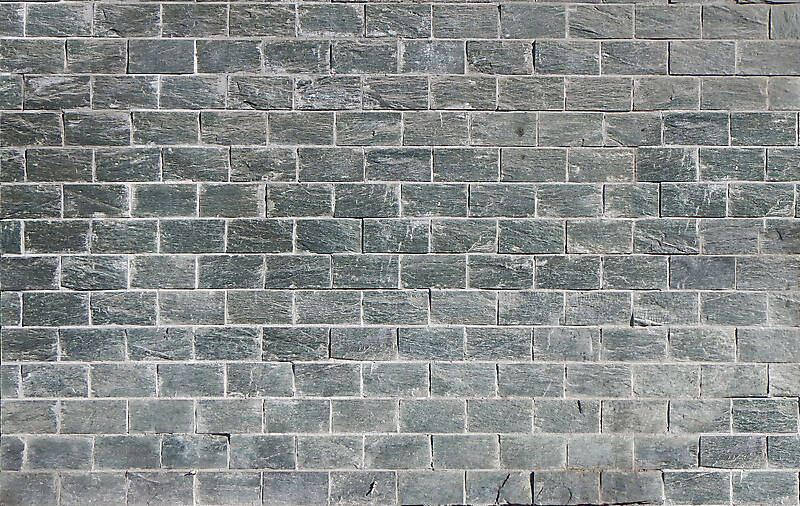 green marble tiles