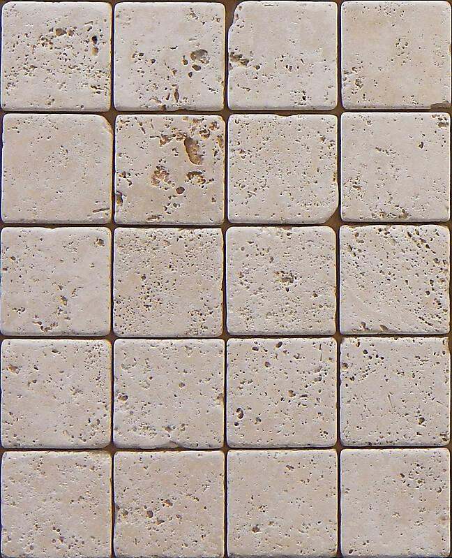 stone tiles light