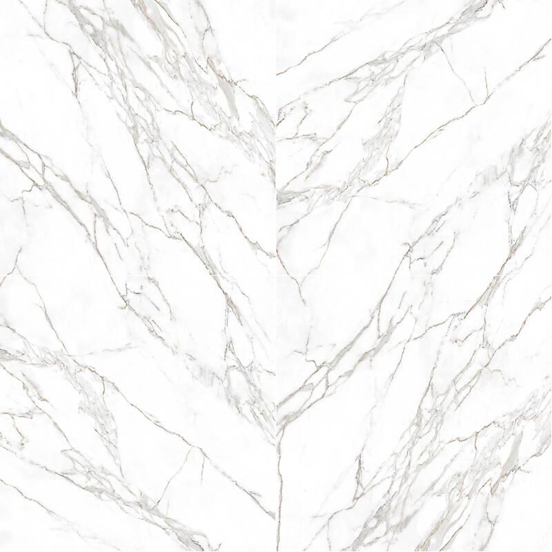White marble tiles 24x24