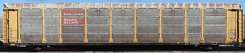 train wagon rusty 9