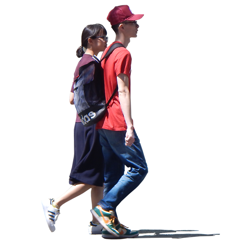 urban people couple 5
