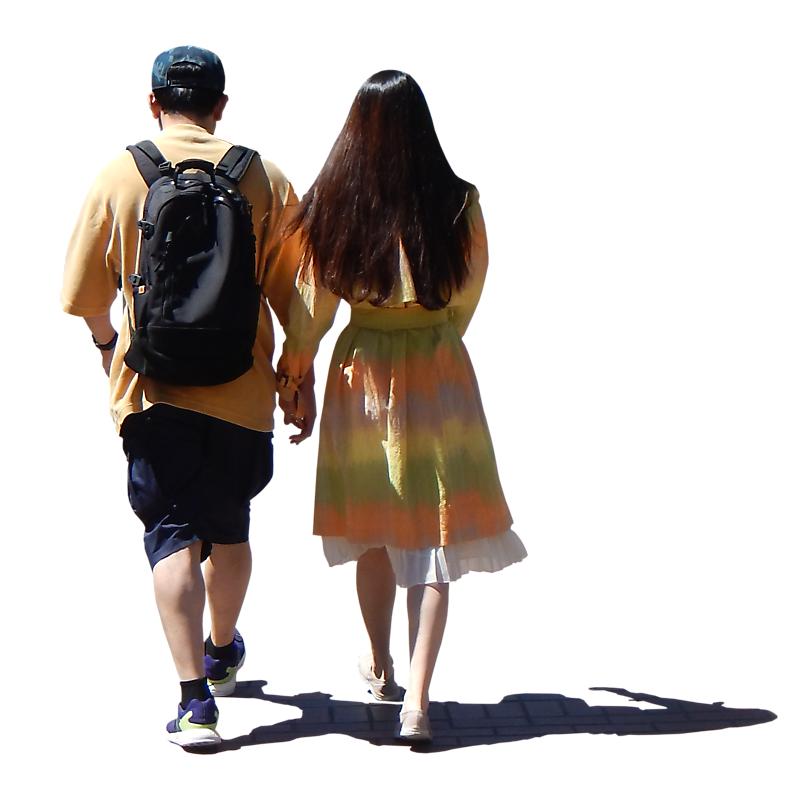 urban people couple 7