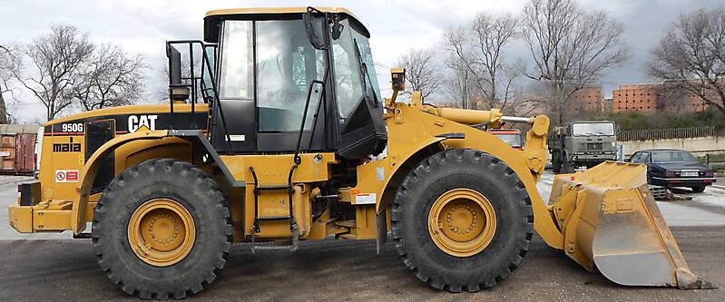 caterpillar excavator bulldozer 1