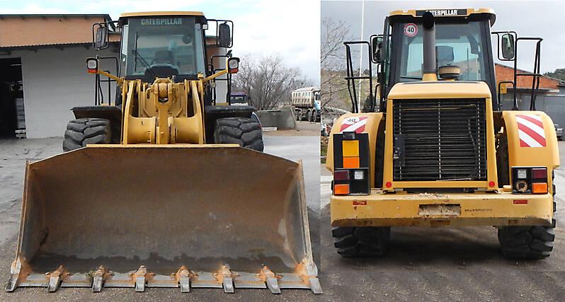 caterpillar excavator bulldozer 2