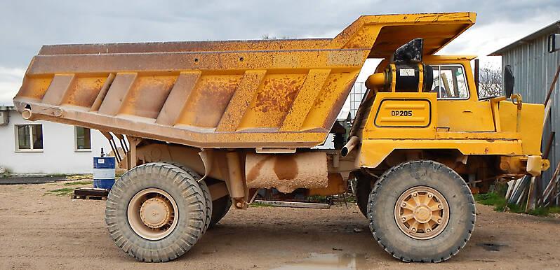 dumper truck 1