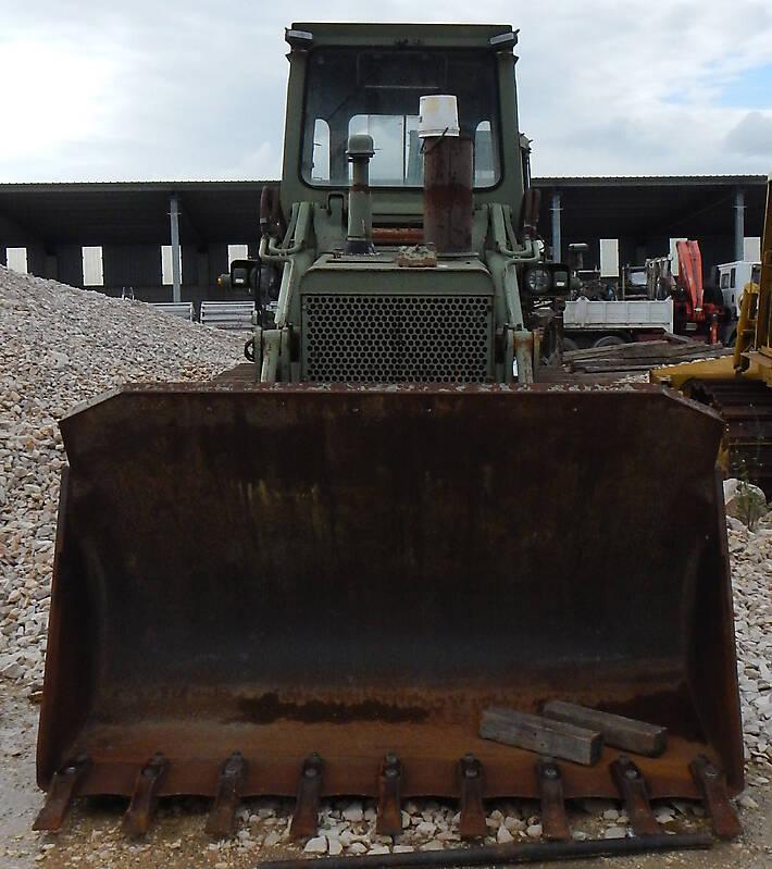 military exavator bulldozer 3