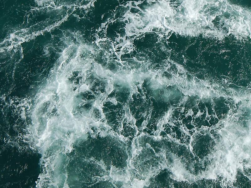 sea water foam 10