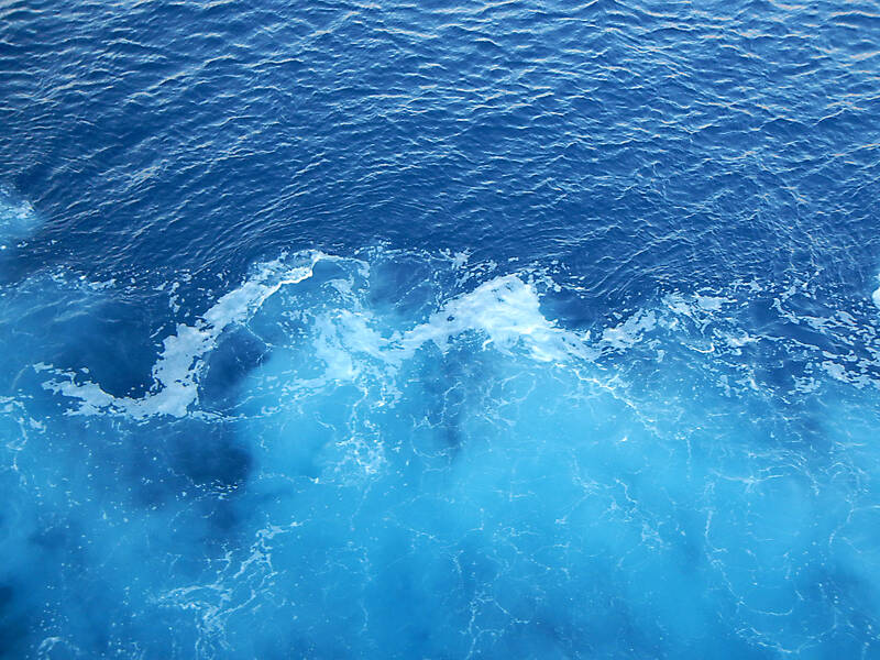 sea water foam 3