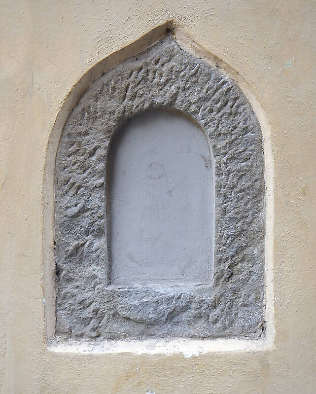little window stone